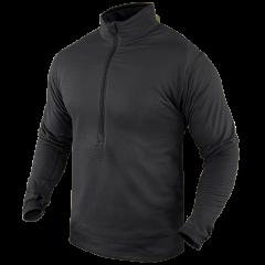 CONDOR - BASE II Zip Pullover Black