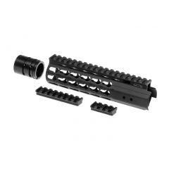 Leapers UTG - AR-15 7.2 Inch Super Slim Free Float Handguard Keymod