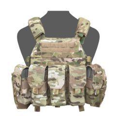 Warrior - DCS PLATE CARRIER 5.56 kit Ranger Green