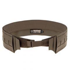 Warrior - Laser Cut Low Profile Belt Ranger Green