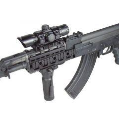 Leapers UTG - AK47 YU Quad Rail Handguard