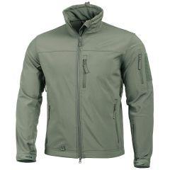 """PENTAGON - Jacket """"Soft-shell Jacket Rainer 2.0"""" GRINDLE GREEN"""