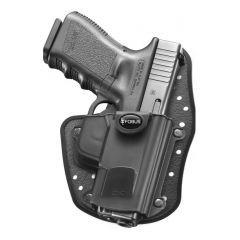 FOBUS - Vidinis dėklas kairiarankiams Glock 26&19, CZ P10