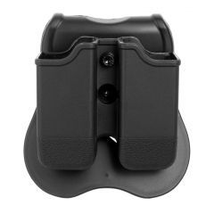 CYTAC - Double mag holster Glock 17 / 19