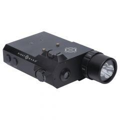 Sighmark LoPro Combo Flashlight VIS/IR and Green Laser