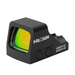 Holosun - HS507K X2 Open Reflex SubCompact